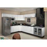 Cozinha Modulada 12 Peças 100% MDF Kali Branco - Nicioli