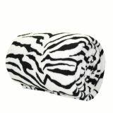 Manta de Microfibra Soft Solteiro Zebra