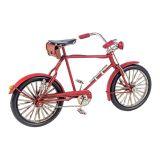 Bike Mini Vermelha Oldway 12x23x7,5