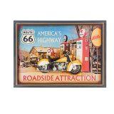 Quadro Americas Highway Oldway