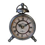 Relógio de Mesa  Prata OLDWAY