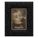 Porta-Retrato Black Rose 1 Foto 13X18 Ornamental Design