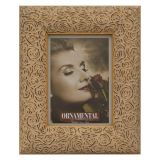 Porta-Retrato Gold Rose 1 Foto 13X18 Ornamental Design