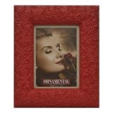 Porta-Retrato Red Rose 1 Foto 13X18 Ornamental Design