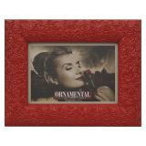 Porta-Retrato Red Rose 1 Foto 15X21 Ornamental Design