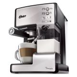 Máquina de Expresso Oster Prima Latte Prata