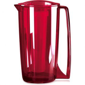 Jarra Vitra com Resfriador Vermelha 2 l Ou Vitra