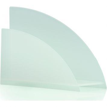 Porta Guardanapos Incolor 3,7 x 14,8 x 11 cm Ou Colors