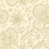 Papel de Parede Autocolante Rolo 0,60 x 5M - Floral 1249