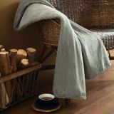 Cobertor Microfibra Casal Grafite 180x220 | Cobertores Parahyba