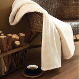 Cobertor Microfibra Queen Bege Claro 220x240 | Cobertores Parahyba