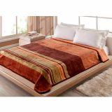 Cobertor Raschel Soft Casal Stripes Classic 180x220 | Cobertores Parahyba