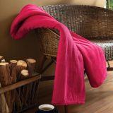Cobertor Solteiro Microfibra Framboesa Parahyba