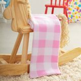 Manta Soft Baby Rosa 80x110   Cobertores Parahyba
