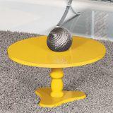 Mesa de Centro Intense Amarelo Patrimar