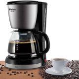 Cafeteira Philco Ph30 Plus com Capacidade de 1,5L - Preto/Aco