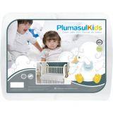 Cobre-leito 100% Pluma-Baby-120X140-Branco