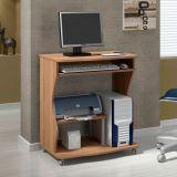 Mesa para Computador Verona Castanho