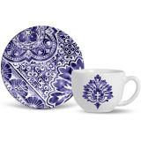Xícara para Chá Batik 197 ml 6 pçs