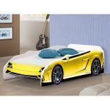 Cama Juvenil Carro Amarelo Potente Móveis
