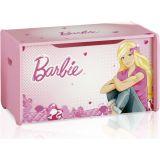 Baú Barbie Rosa Pura Magia