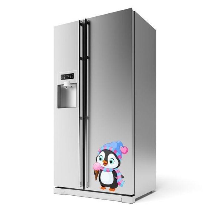 Resultado de imagem para pinguins de geladeiras da loja quartinhos