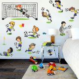 Adesivo decorativo Futebol 155 - BR