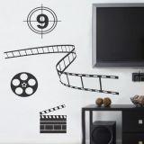 Adesivos De Parede - Filme - Cinema 34