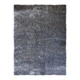 Tapete Veludo Life Confort Black & White L100_L 150x200