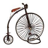 Enfeite Bicicleta Preta