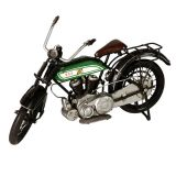 Enfeite Moto Bsa Bk7216 Verde