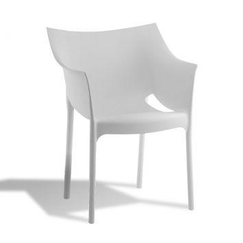 Cadeira Taís Branca Rivatti Rivatti Taís