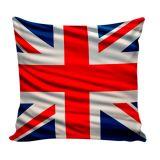 Capa Para Almofada 45x45 Cm Britannic Flag