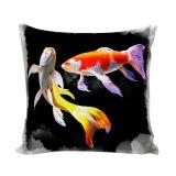 Capa Para Almofada 45x45 Cm Fish