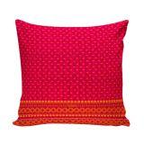 Capa Para Almofada 45x45 Cm India Pink