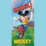 Toalha Infantil Aveludada - Mickey Team