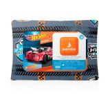 Travesseiro Estampado 45x65 cm Hot Wheels Racing - Santista