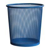 Lixeira Telada 23,5x23x23,5 Azul