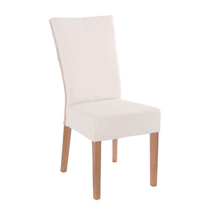 Cadeira Sala de Jantar Java Branca