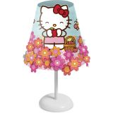 Abajur Cônico Hello Kitty 110V