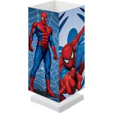 Abajur Quadrado Spiderman 110V