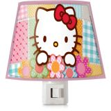 Mini Abajur Hello Kitty 220V
