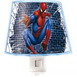 Mini Abajur Spiderman 110V ou 220V