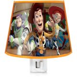 Mini Abajur Toy Story 110V ou 220V