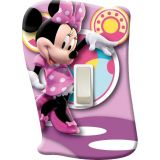 Placa de Interruptor Minnie CH- sem Interruptor