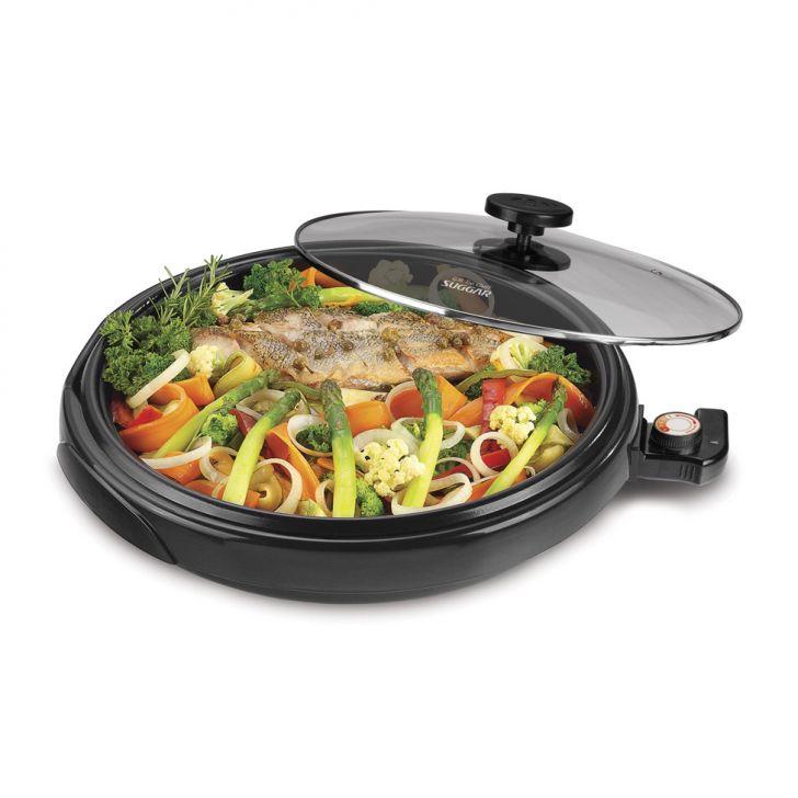 Grill Suggar Top Cheff 127V GR3621PT