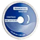 Disco de Corte Diamantado Tramontina Continuo 4.3/8-