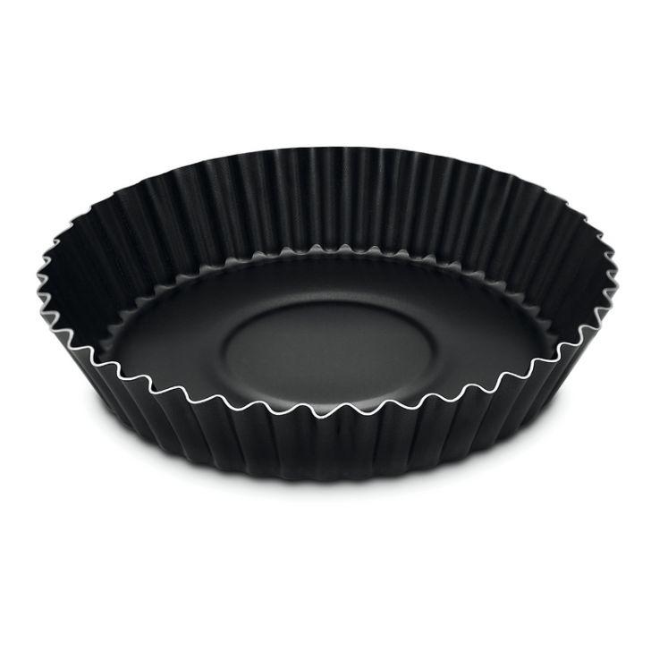 Forma para Torta e Bolo Brasil Preta 26 cm
