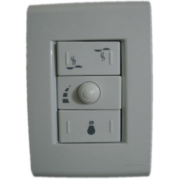 Variador de Ventilador Liz 220V Tramontina - Liz Liz