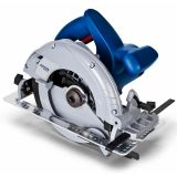 Serra Circular Eletrica para Madeiras 7.1/4- Tramontina Master Azul - 1350W